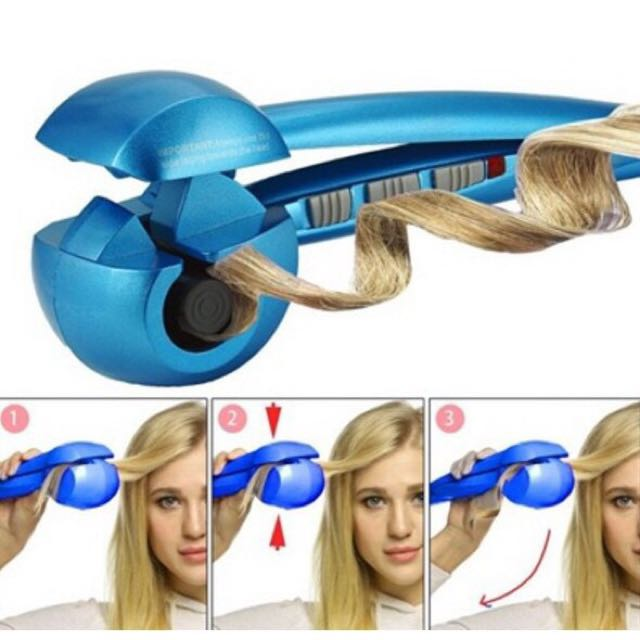 🔥HOT SELLING🔥READY STOCK BABYLISS AUTO HAIR CURLER STYLER AUTOMATIC MACHINE TOOL DRYER CURL