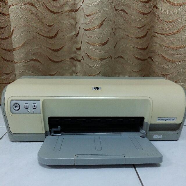 HP Deskjet D2560 Printer