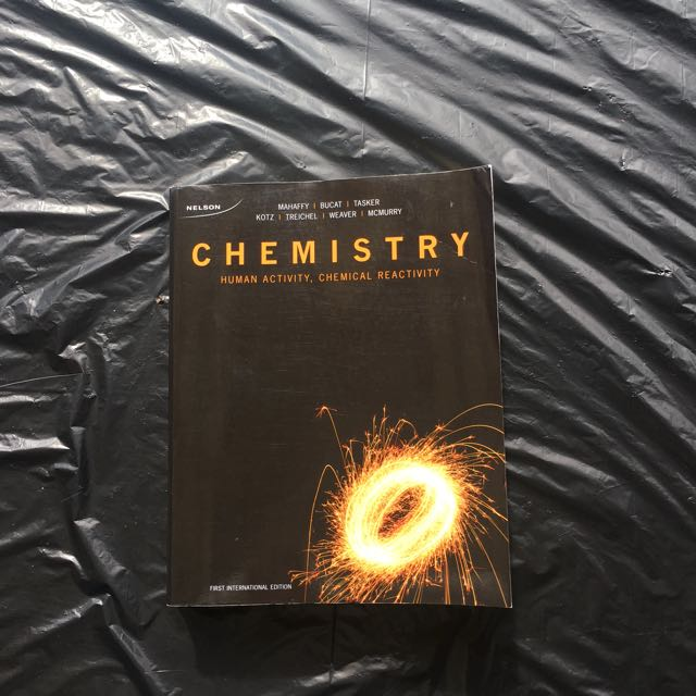 Human Activity And Chemical Reactions