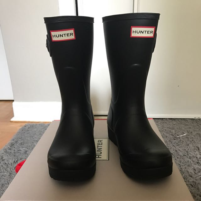 Hunter Boots Sz 7 Women