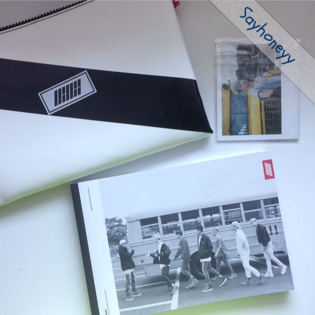 iKON iKONCERT Special Edition photobook