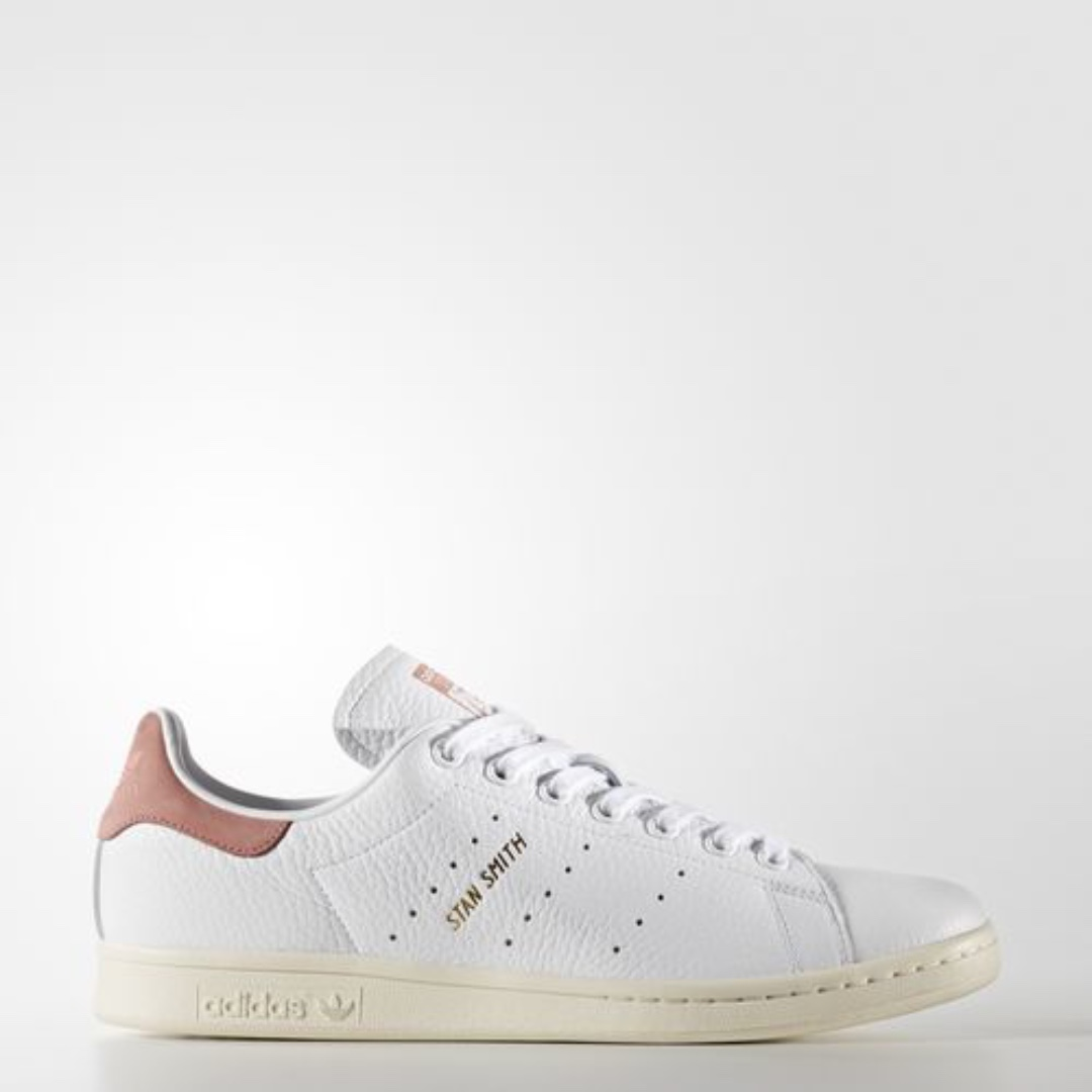 235d48726810ec INSTOCK! Rare Authentic Adidas Originals Raw Pink White Leather Gold ...