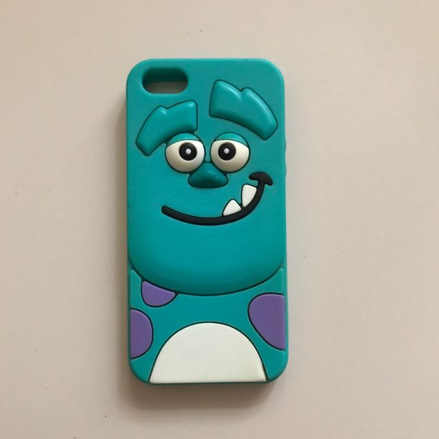 Iphone 5/5s/SE Monster Inc Case
