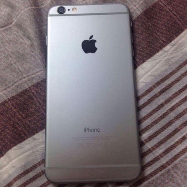 Iphone 6 plus globe locked