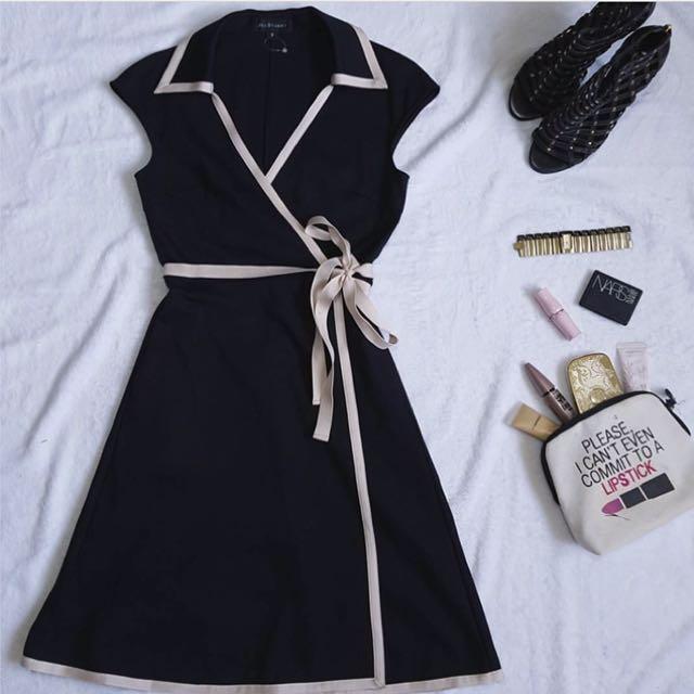 Jill Stuart wrap dress