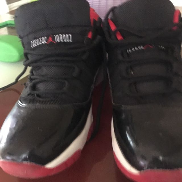 Jordan 11 Low Bred Replica Only