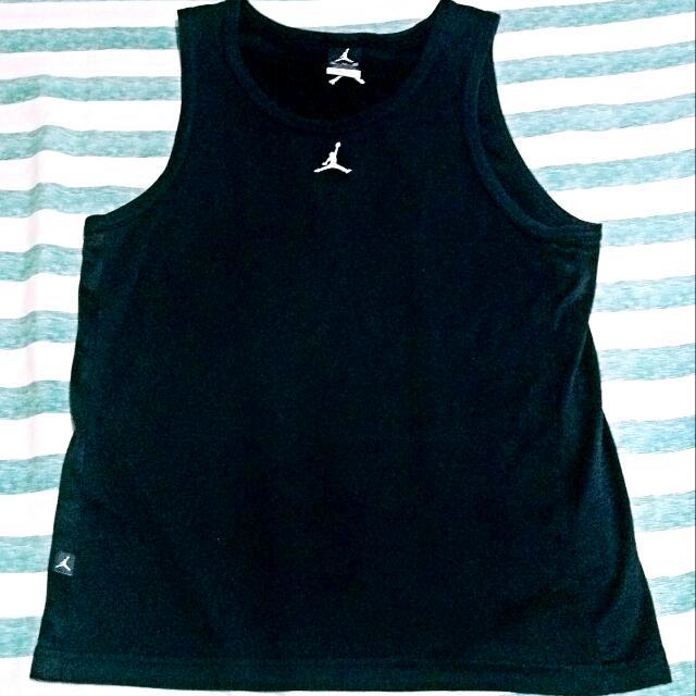 Jordan 刺繡背心 絕版品