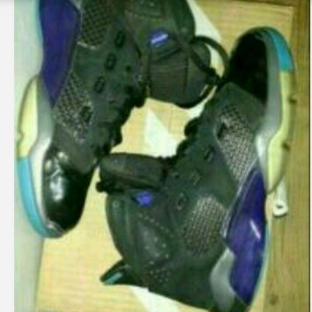 Jordans Gamma Size 8