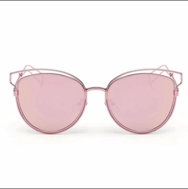 Sunglasses Retro Pink