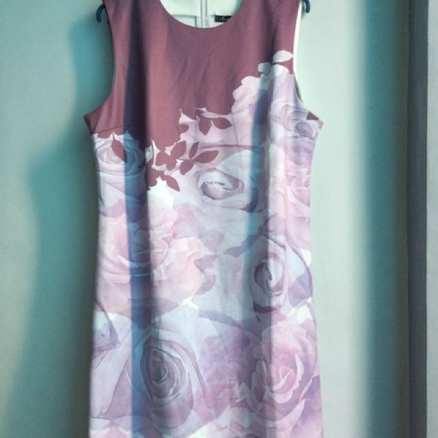 Kashieca Floral Dress