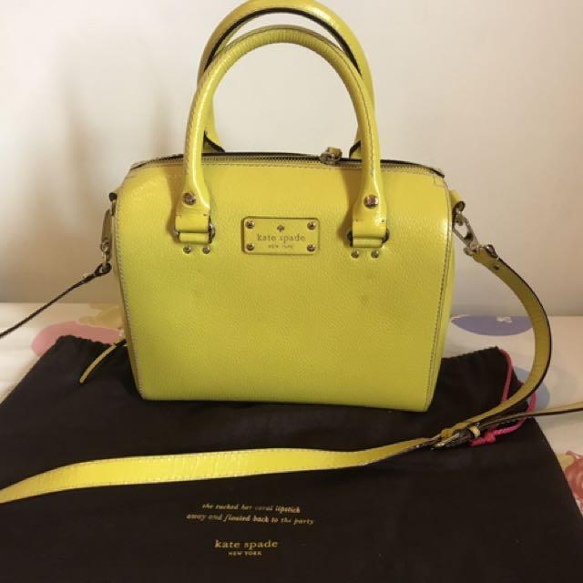 Kate Spade New York Wellesley Dome Satchel Speedy Bag