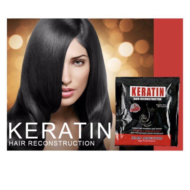 keratin Hair Reconstruction 20g