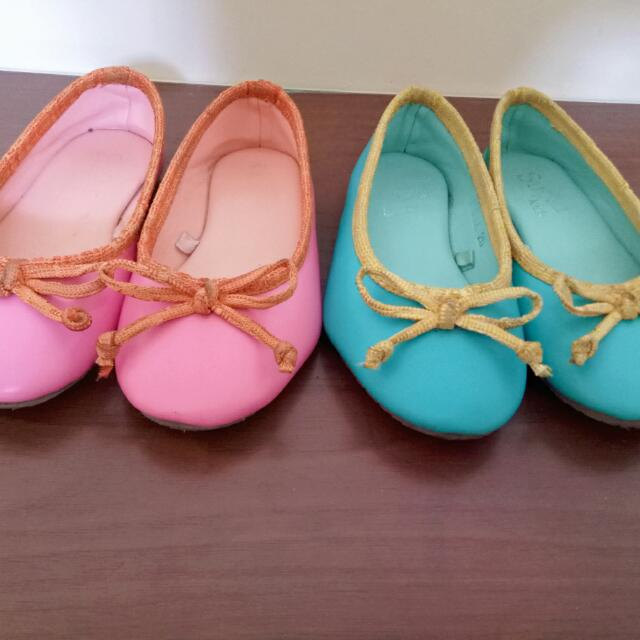 Kids Doll Shoes