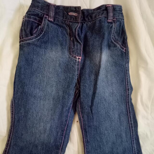 Kids Maong Pants