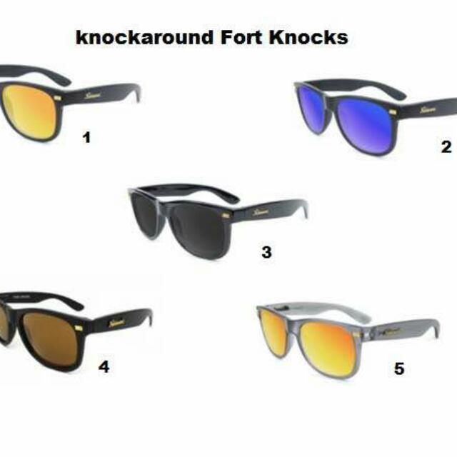 b4eca53a19 KNOCKAROUND SUNGLASSES