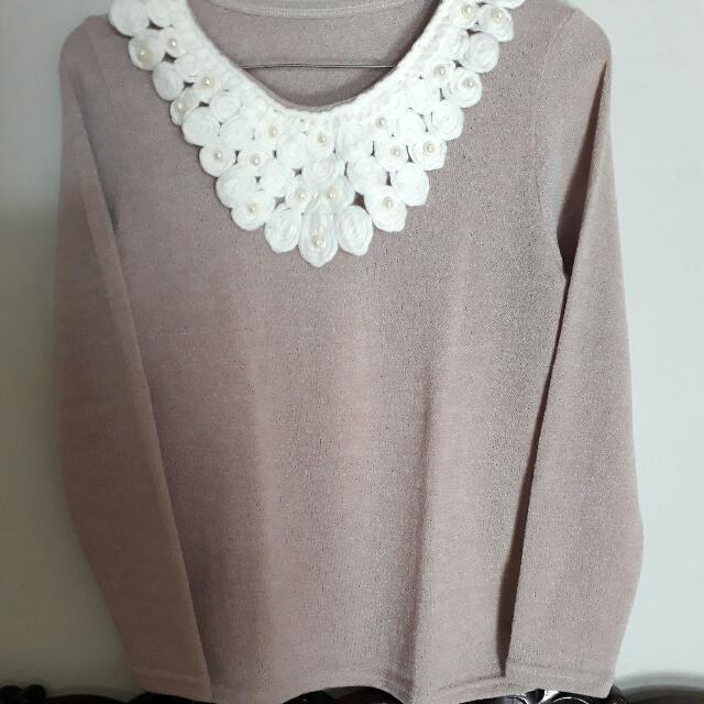 Korean Sweater Shirt