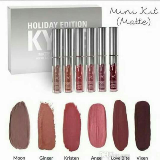 Kylie Holiday Edition (Pre-order)