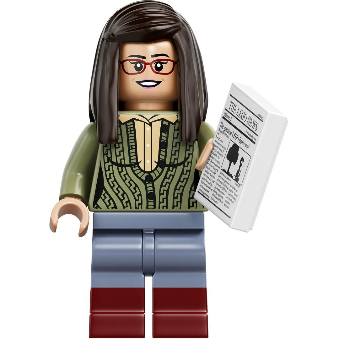 LEGO Amy (Big Bang Theory)