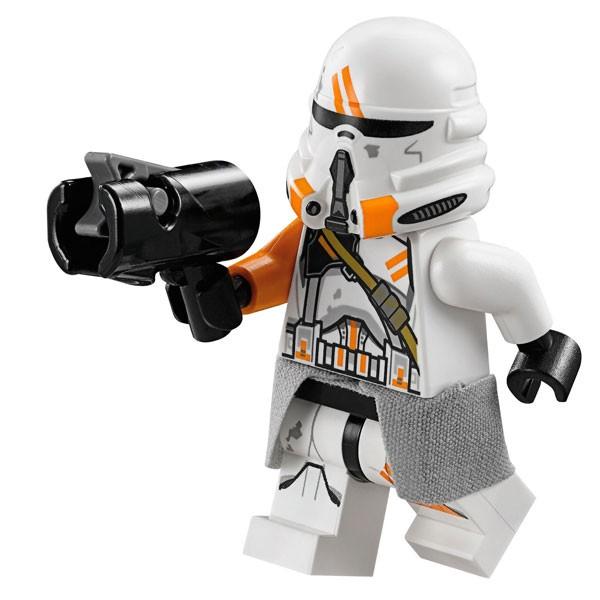 LEGO Utapu Commander Clone Trooper (Star Wars)