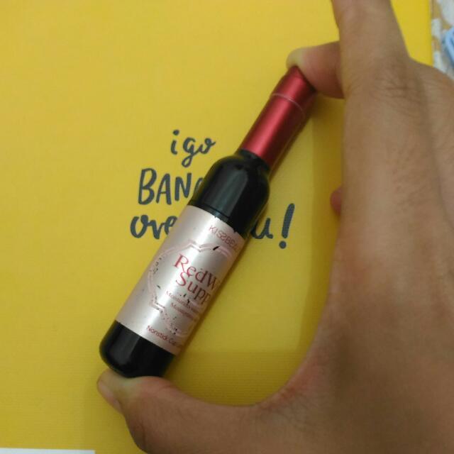 Liptint Labiote No.RD01 Red