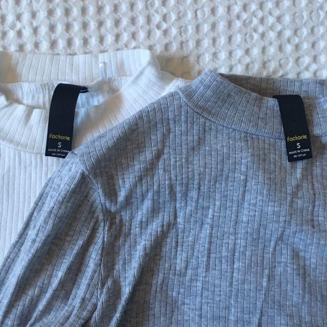 Long Sleeve Knit Tops