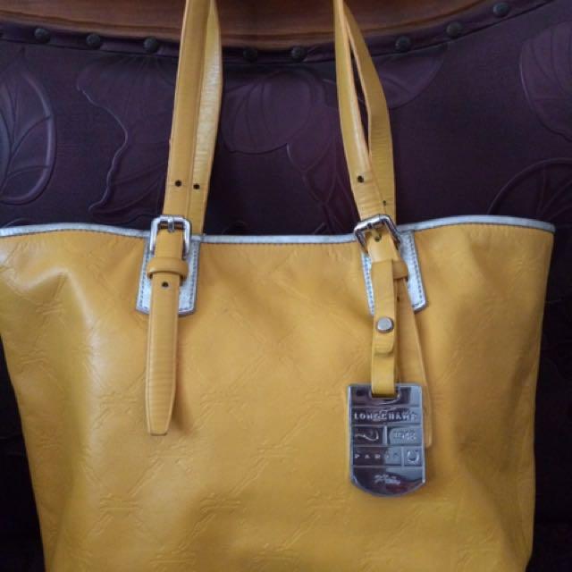 Longchamp Original (Tan)
