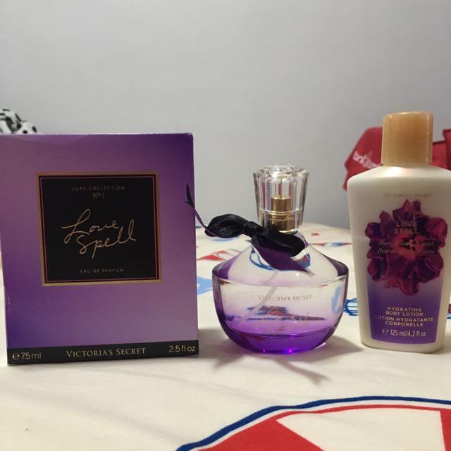 Love Spell Perfume By Victoria Secret