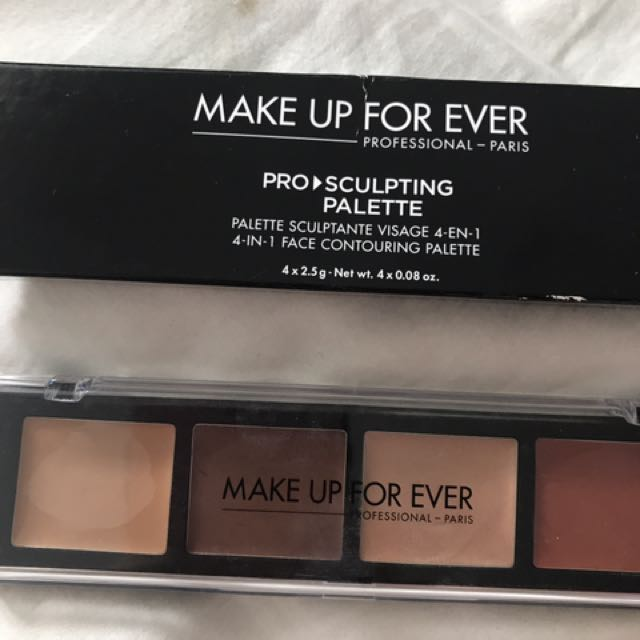 Makeup Forever Cream Contour Kit On Carousell