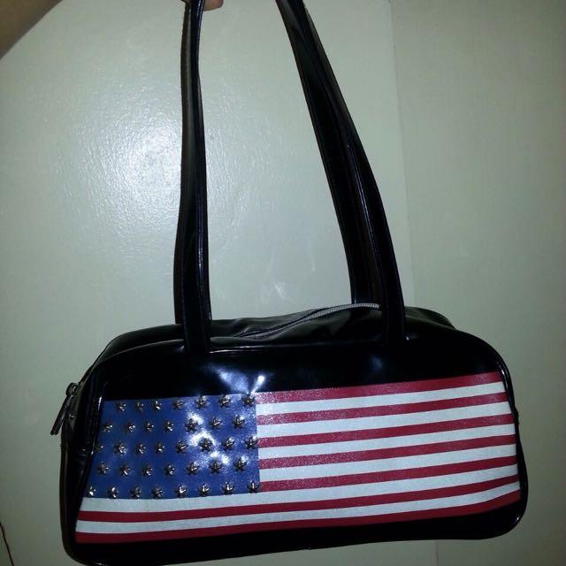 Mango bag (USA Flag)