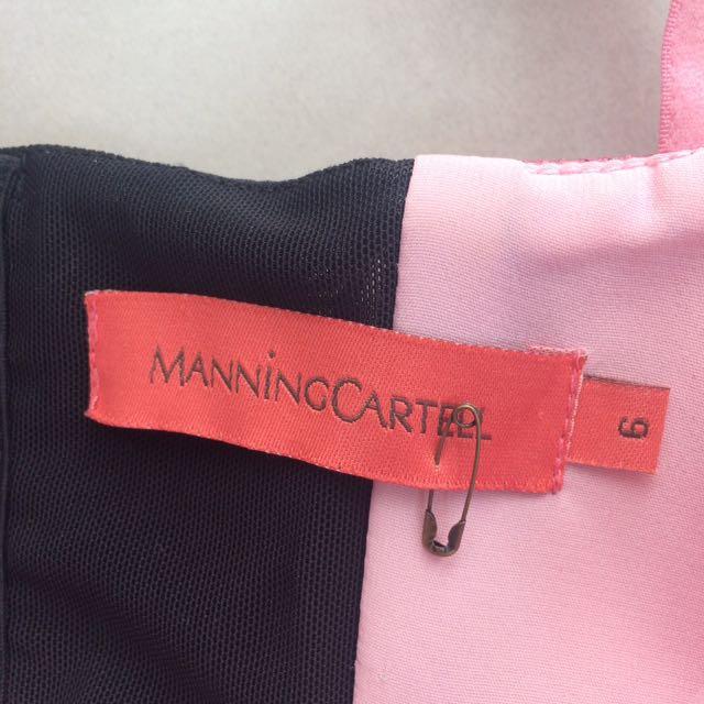 Manning cartel Pink Crop