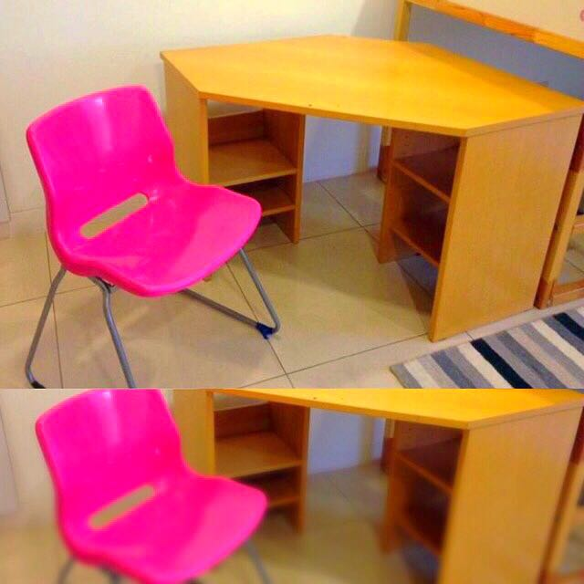 Meja Kerja Meja Belajar Untuk Sudut Ruangan Home