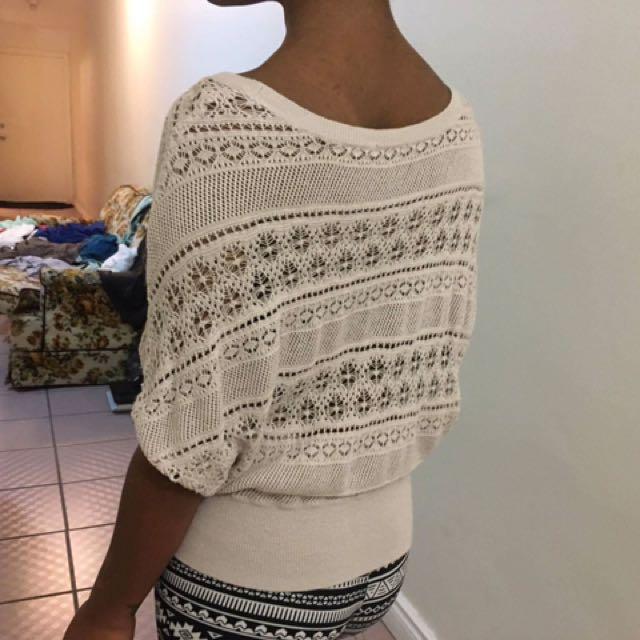 Mesh Net Shirt