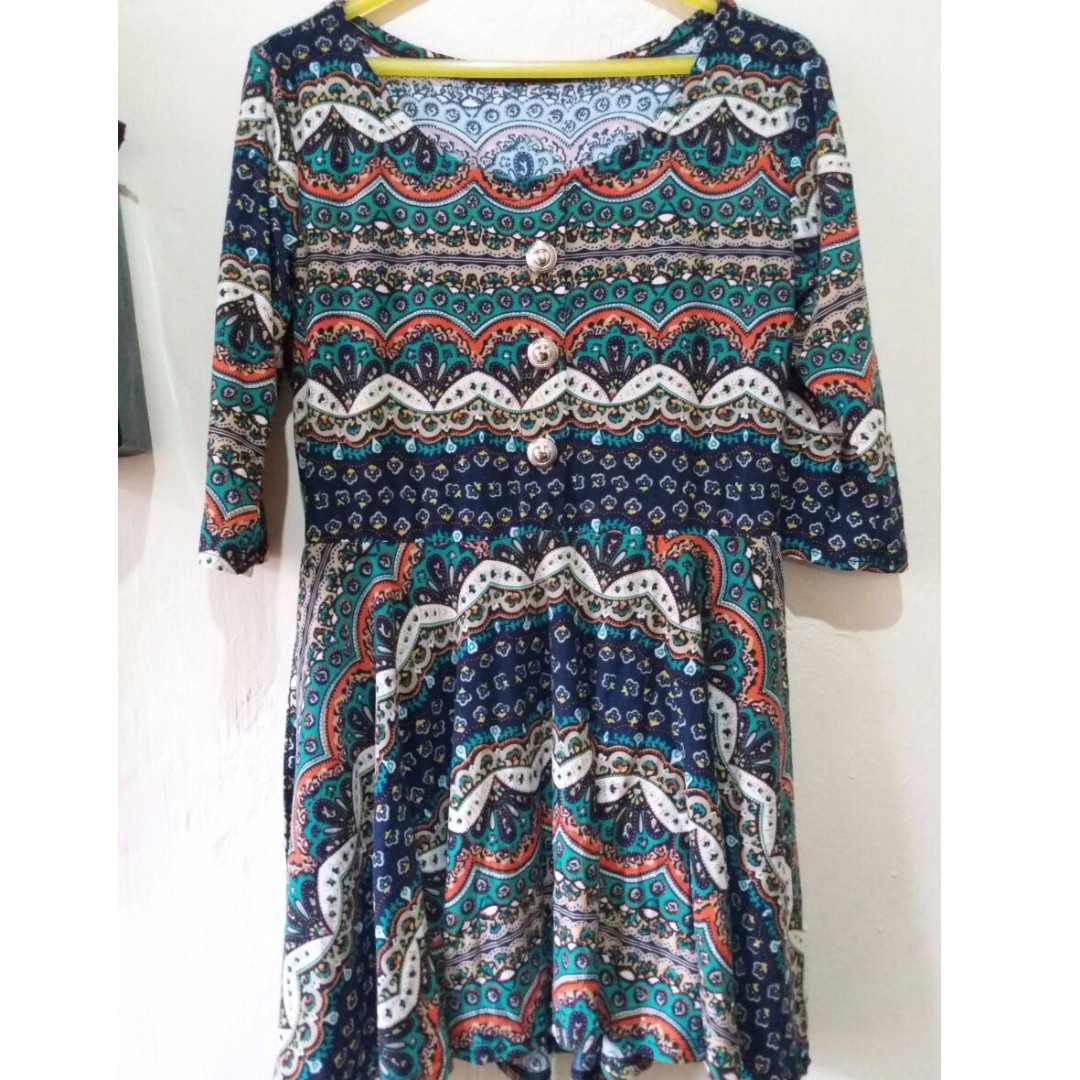 Monochromatic Dress