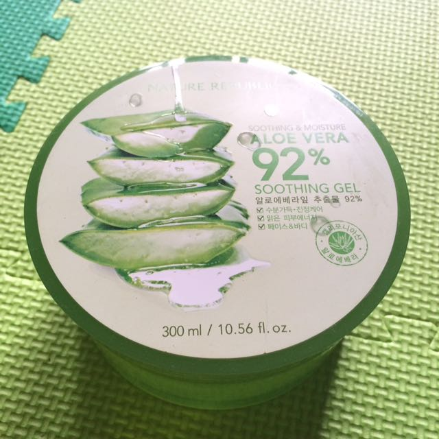 Nature Republic Soothing Gel 92% Preloved!!