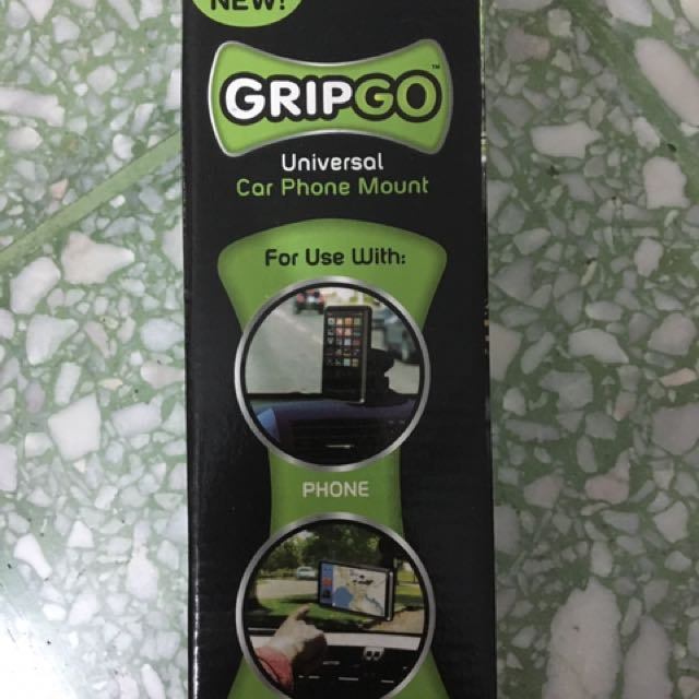 NEW GripGo