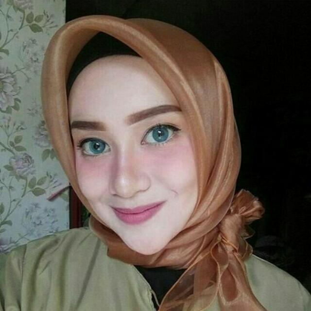 New! Organdi hijab