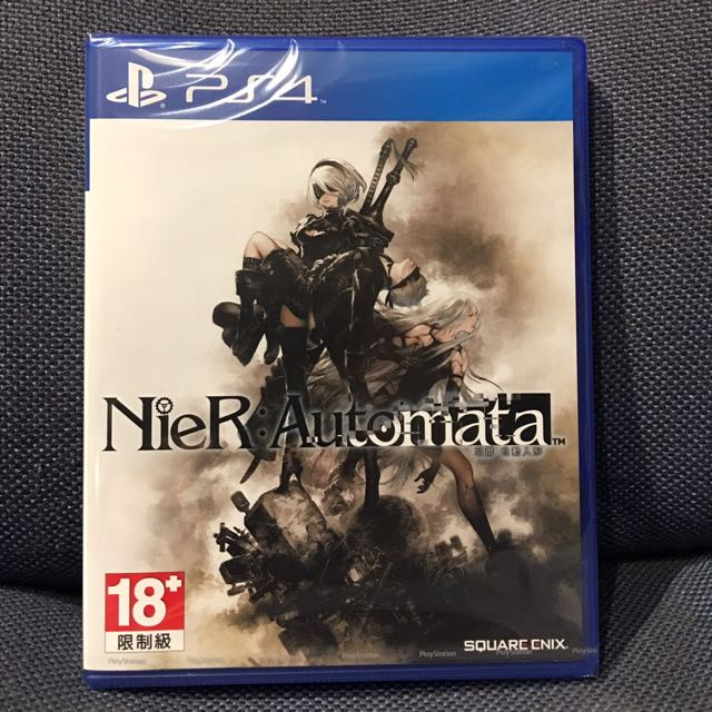 《NieR:Automata》尼爾:自動人形/遊戲片