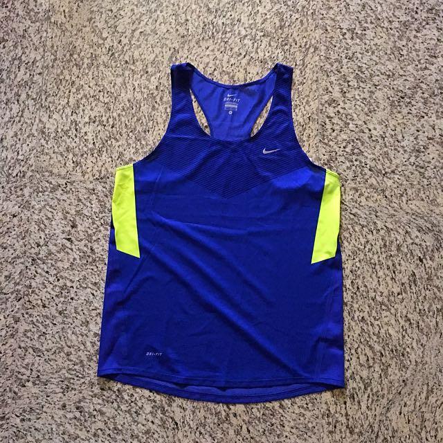 925a31e68688 Nike Men s Running Singlet