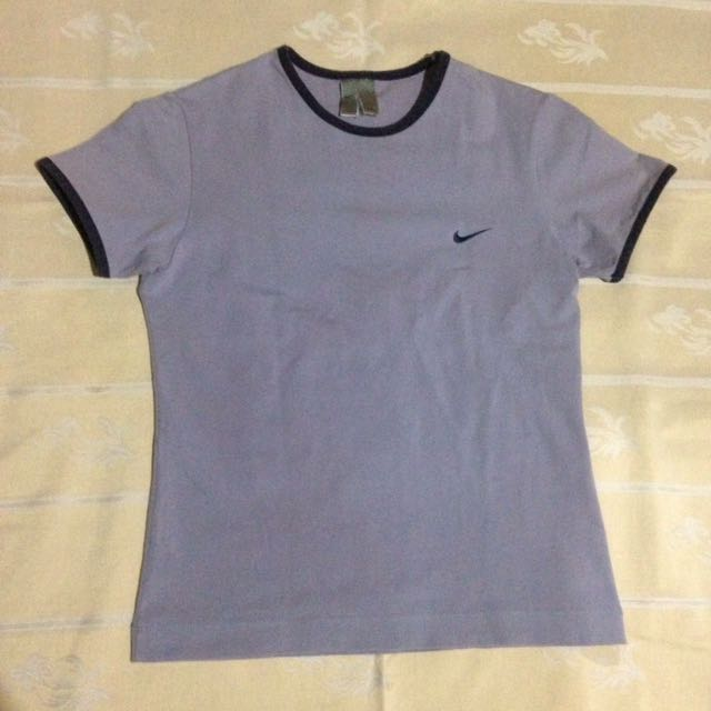Nike Purple Top