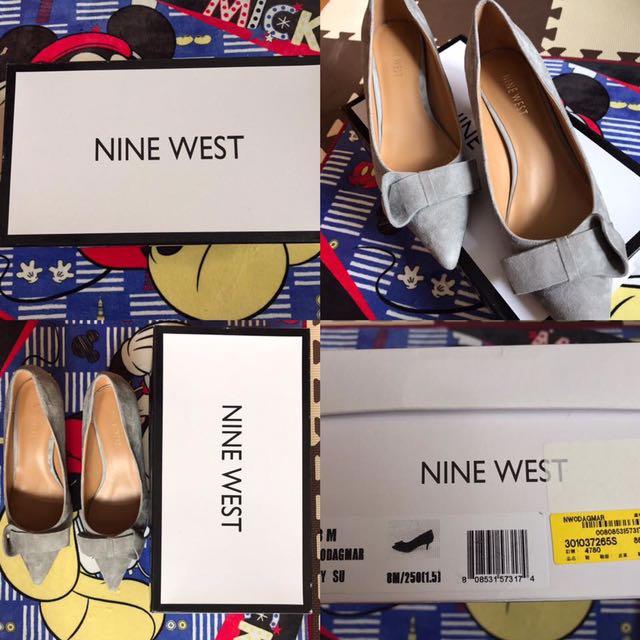 Nine West Velvet Shoes