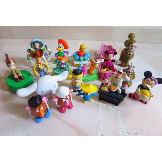 Old Vintage Toy Collectibles