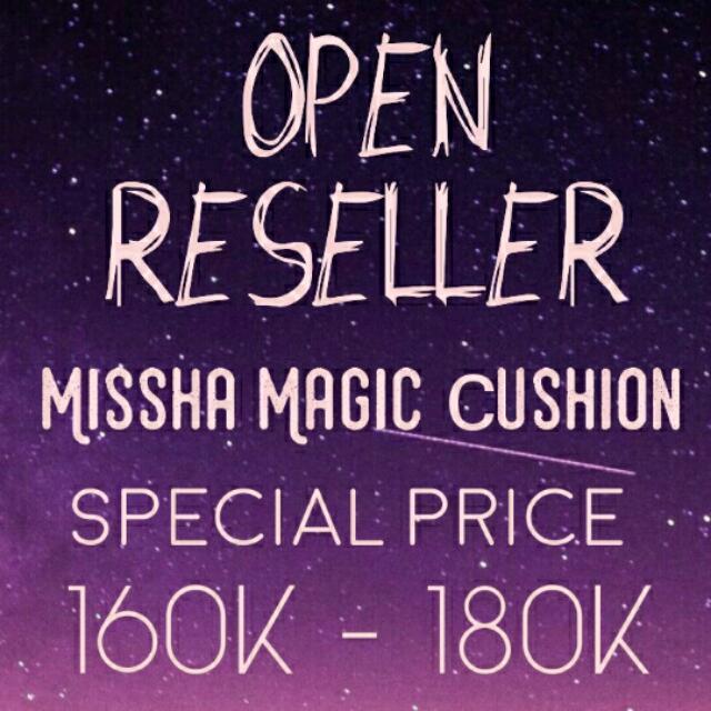 OPEN RESELLER MISSHA MAGIC CUSHION