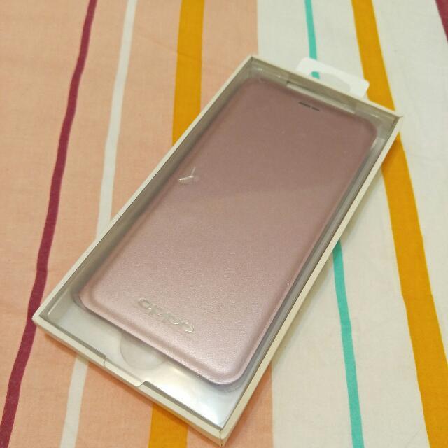 OPPO R9S掀蓋式手機殼