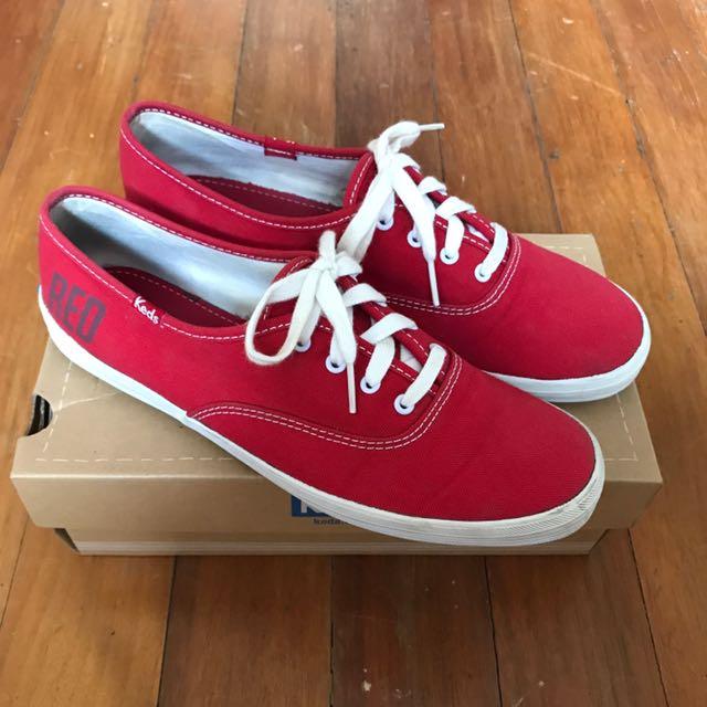Original Keds Taylor Swift 'RED' Champion Sneaker