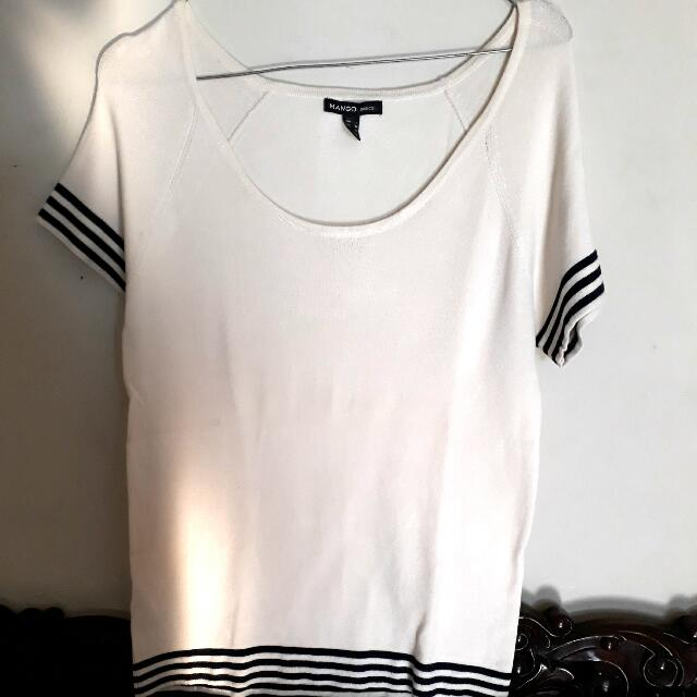 Original Mango Basic Shirt