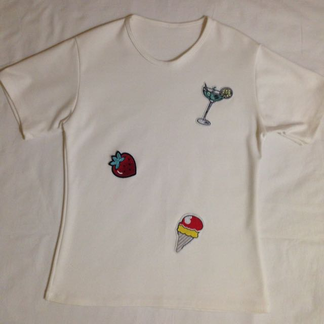 Patched Top