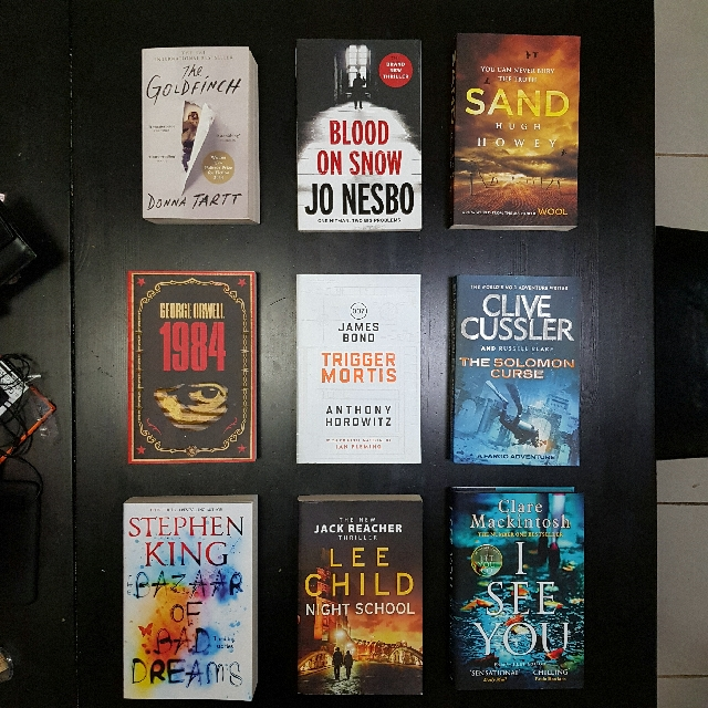 Popular Fiction Books