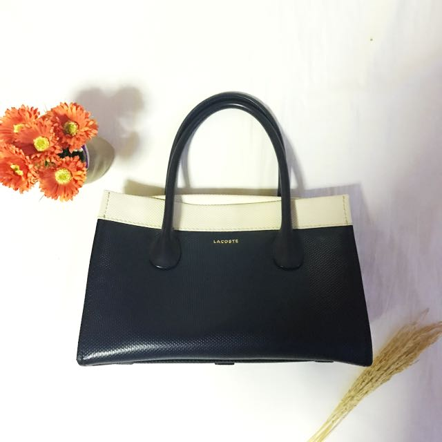 13k Worth Lacoste Bag Pre Loved Good As Brand New Used Less Than 5x
