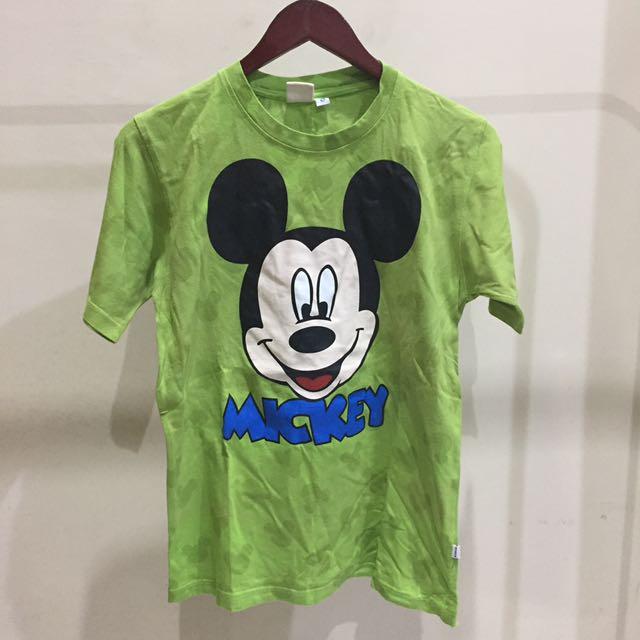 Preloved Kaos Disney Mickey