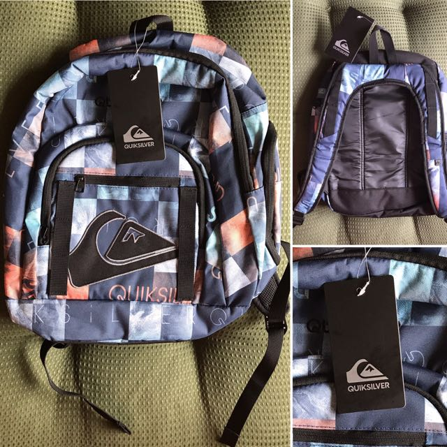 Quicksilver Backpack Bag